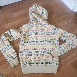L.A.M.B. Sweaters - L.A.M.B. Global Cities Hoodie